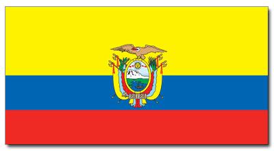 Ecuador flag for Ecuador flag coloring page