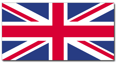 United Kingdom UK Flag